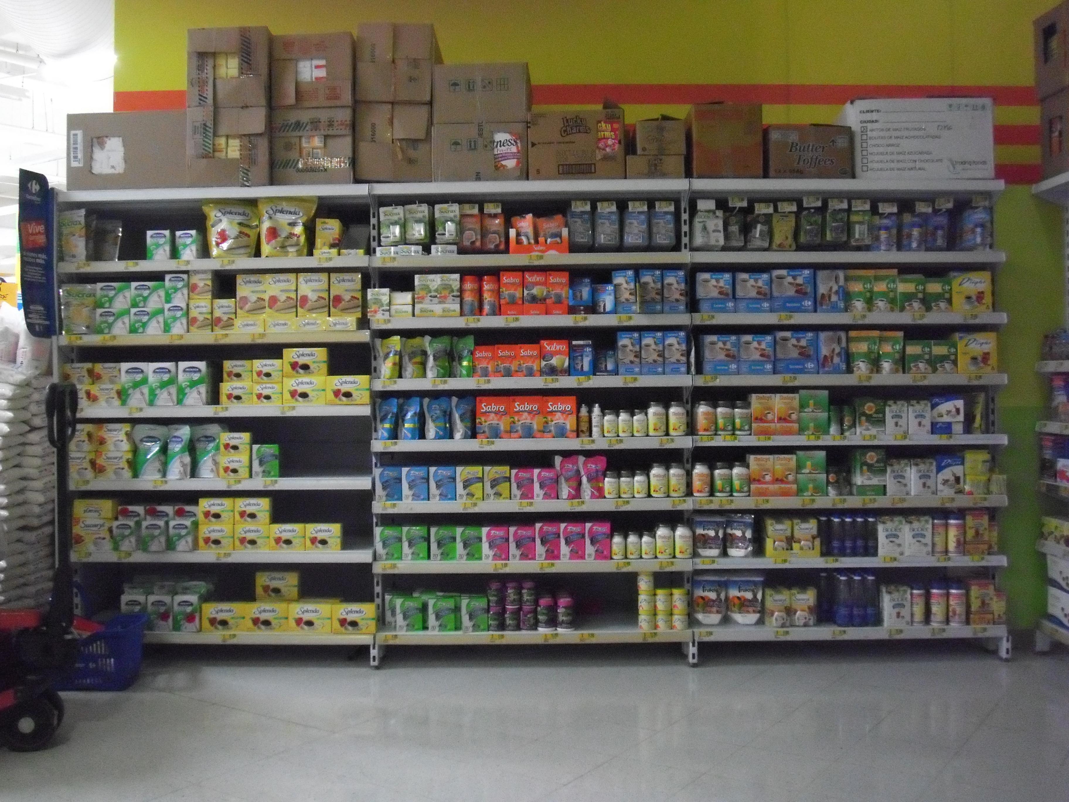 diabetes endulzantes artificiales